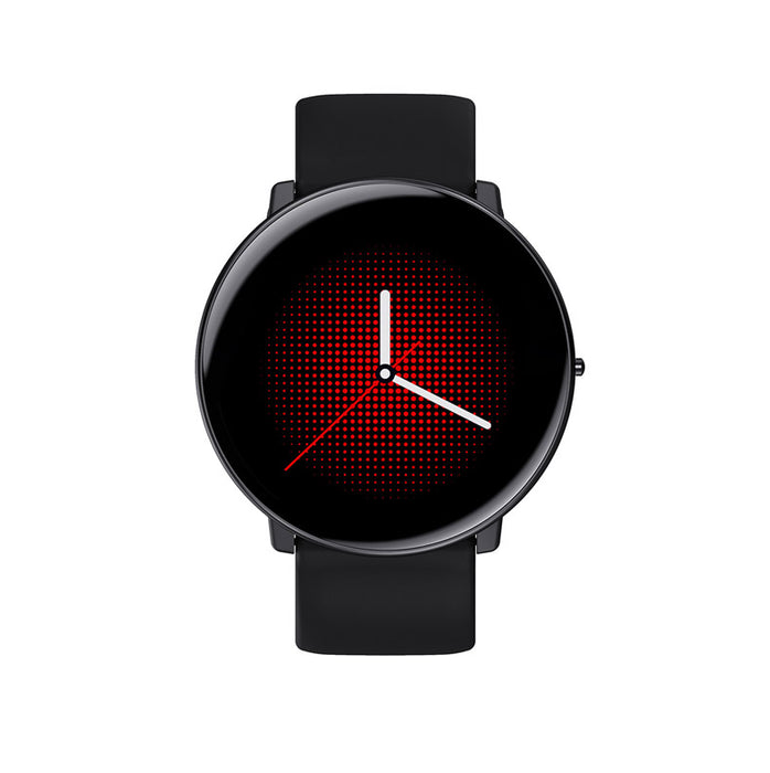 Thermometer Ultra-thin Watch Face Market Waterproof Fitness Tracker - Aolon