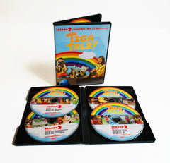 Tiga Talk! 2 DVD Complete Season
