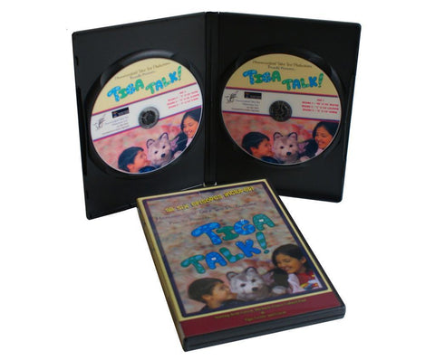 Tiga Talk! 1 DVD Complete Season
