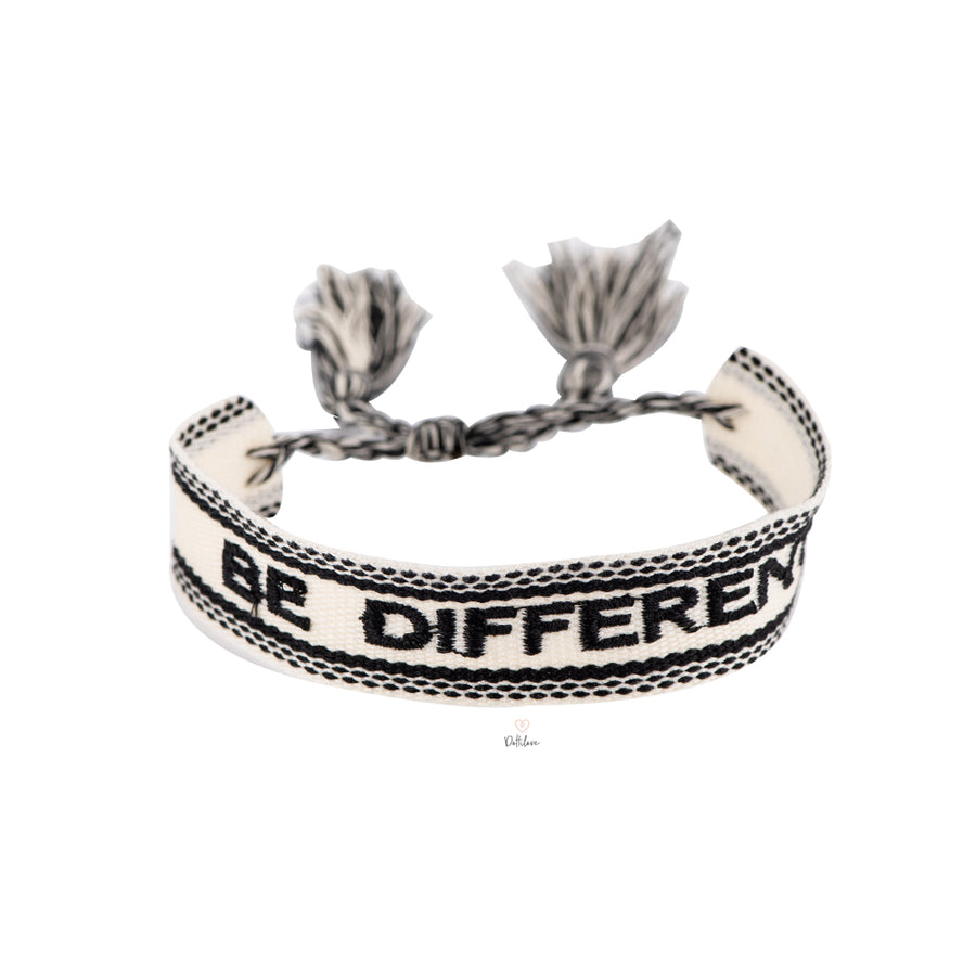 Be Different Armband