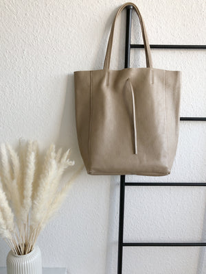 Carry Me Tote, cream