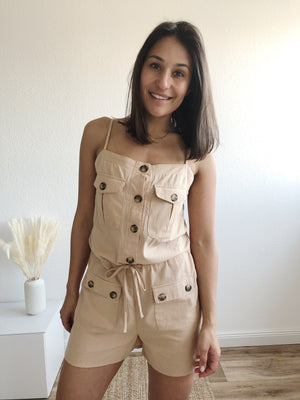 Casual Allure Jumpsuit