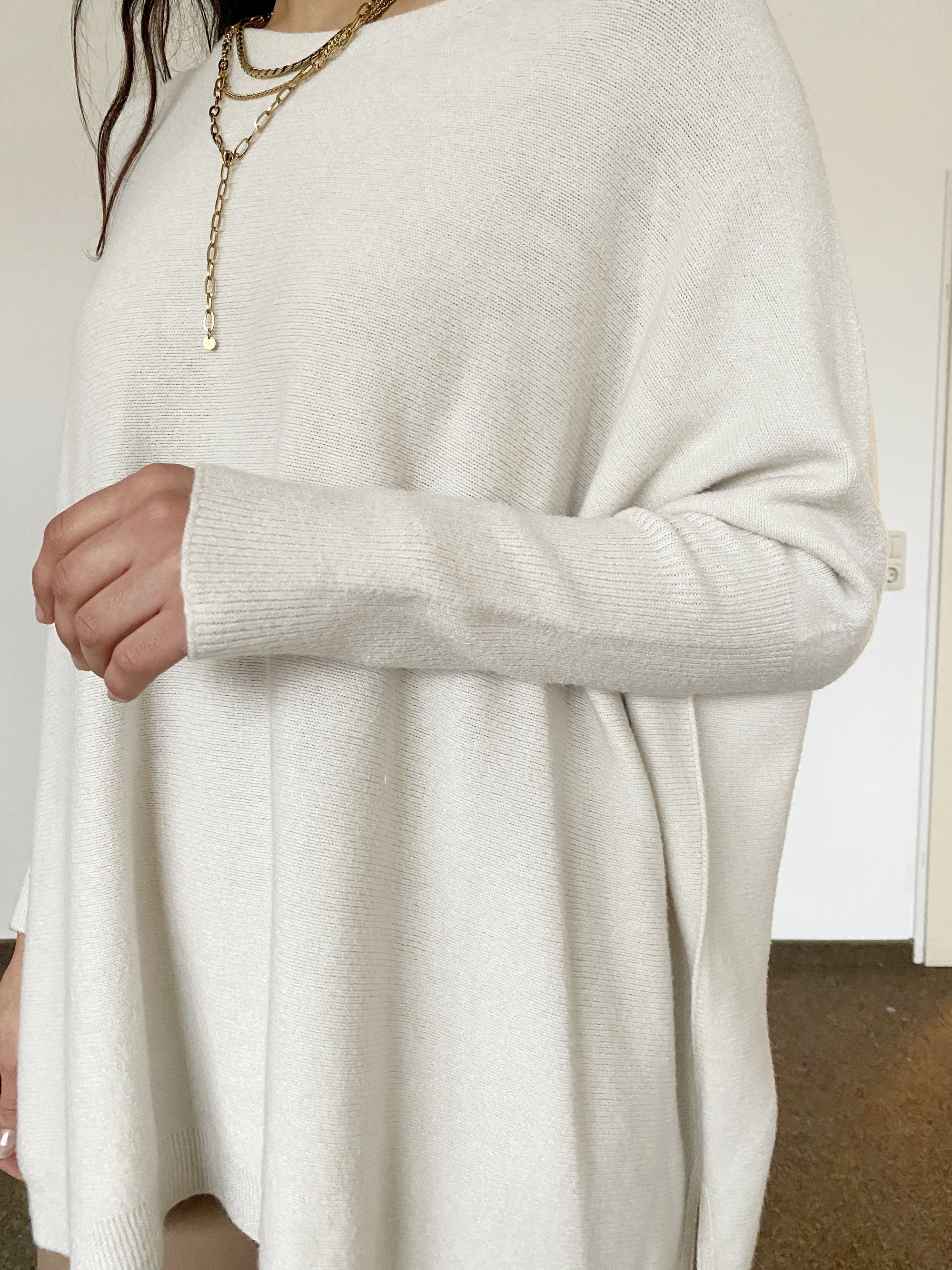 So Soft Pullover, beige