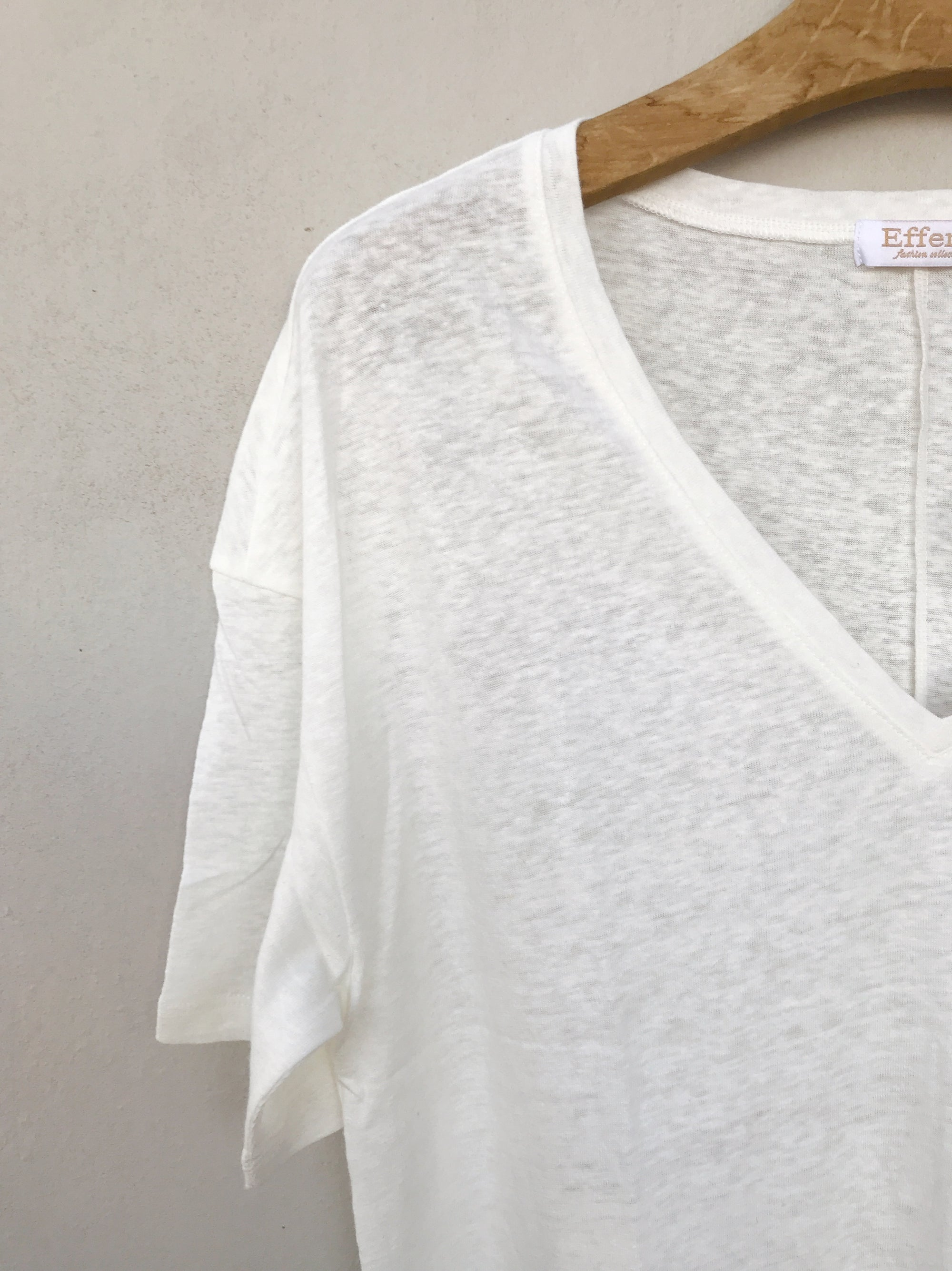 The Hemp T-Shirt, white