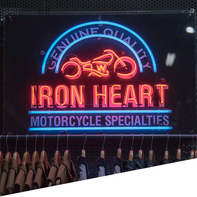 Behind The Brand: Iron Heart