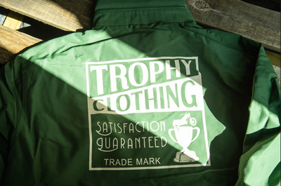 Trophy Clothing SS20 First Release