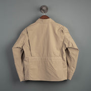 Summer Flight Jacket - Beige