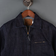 Hummingbird Jacket - Indigo