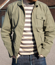 Summer Flight Jacket - Olive