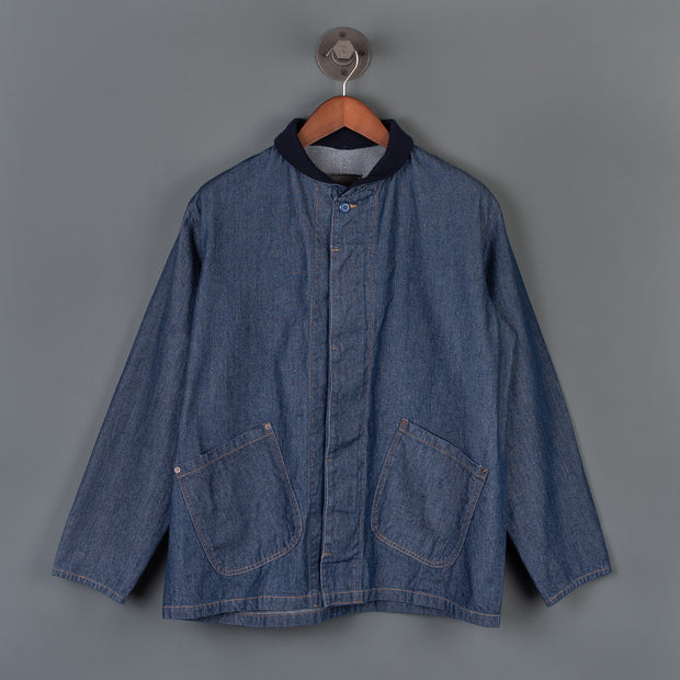Submarine Jacket - Indigo
