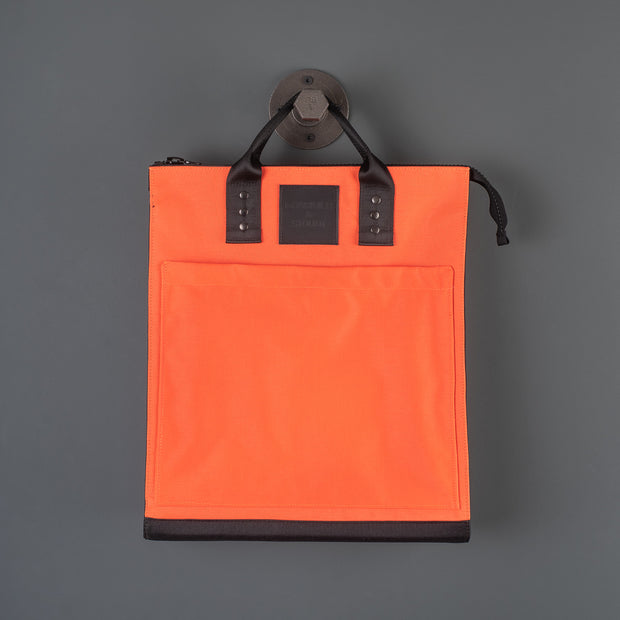 Krammer & Stoudt Orange Day-Glo Backpack