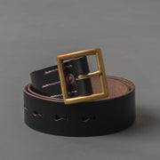 Faith Black Tea Core Steerhide Belt