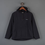 Ridge Pullover Parka Jacket - Black
