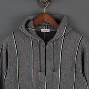 Skunk Hooded Sweatshirt - Grey