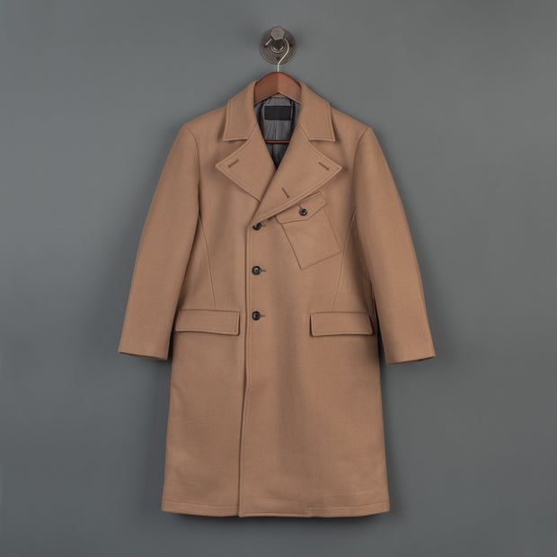 Nine Lives Camel Shane's Dispatch Coat