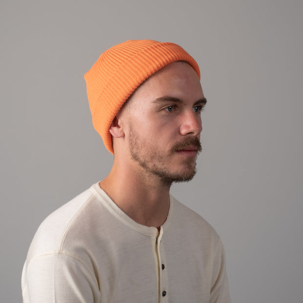 Sonder Supplies Recycled Cotton Knit Beanie Hat