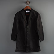 Nine Lives Black Souvenir Duster Coat
