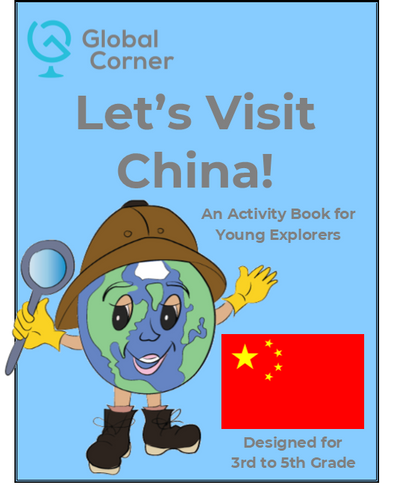 Let's Visit China - 3rd to 5th Grade
