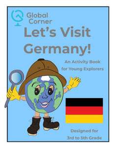 Let's Visit Germany - 3rd to 5th Grade