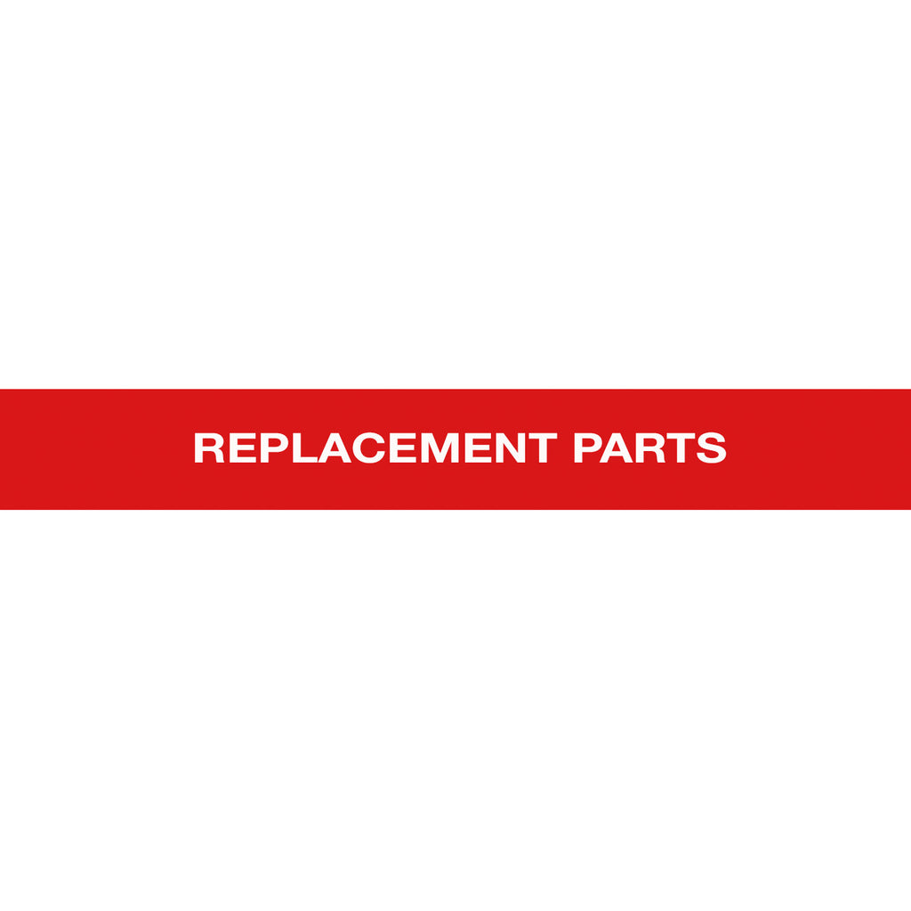 Replacement Parts & Accessories