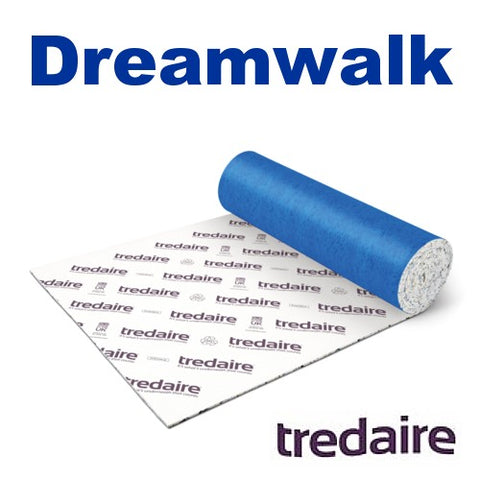 Interfloor Underlay - Dreamwalk