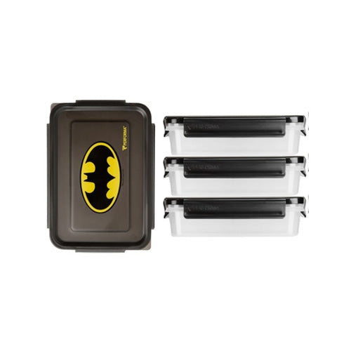 Meal Container Batman (3x710ml) - Olcay Belgium