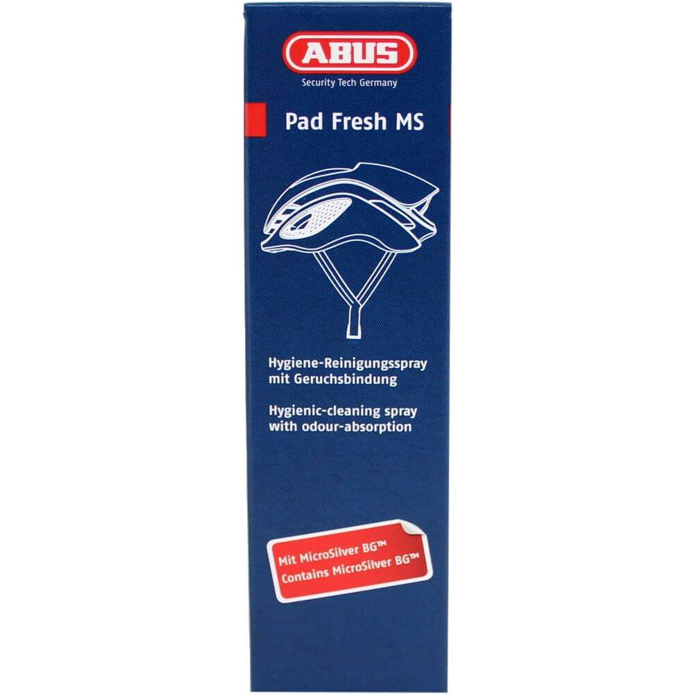 Abus Pad Fresh MS cleaning spray - Olcay Belgium