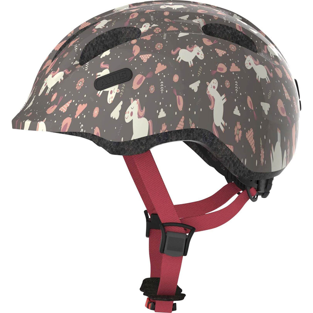 Abus helm Smiley 2.0 rose horse - Olcay Belgium