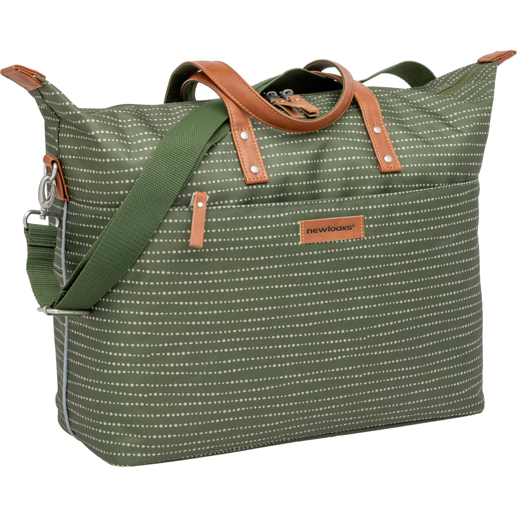 New Looxs laptoptas Tendo Nomi green - Olcay Belgium