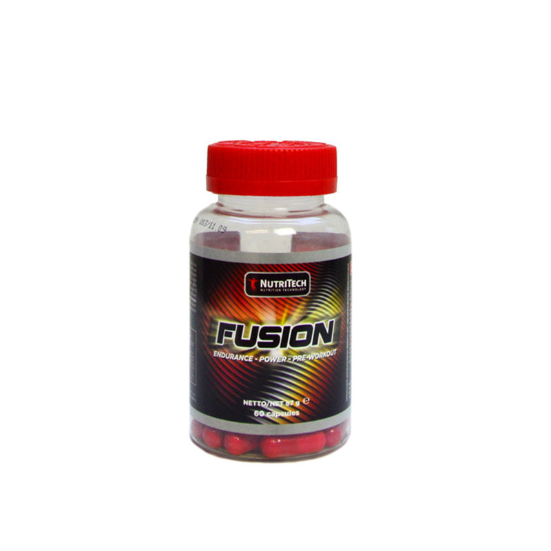 Fusion Nutritechnology 60caps - Olcay Belgium