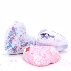 Broken Heart Bath Bombs