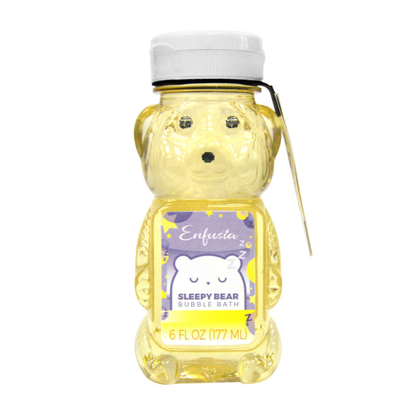 Bubble Bear- Sleepy Bear (Lavender)