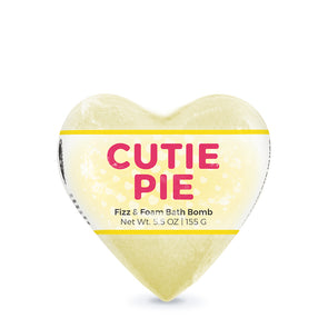Conversation Heart - Cutie Pie