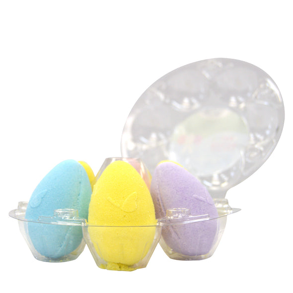 Fizzy Bath Eggs