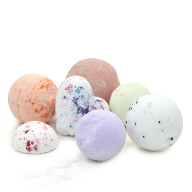 Not Quite Perfect Bath Bombs