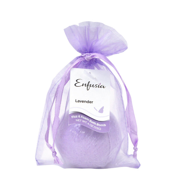 Lavender Mini Bath Bomb