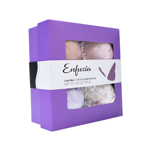 Luxe Bath Bomb Gift Box