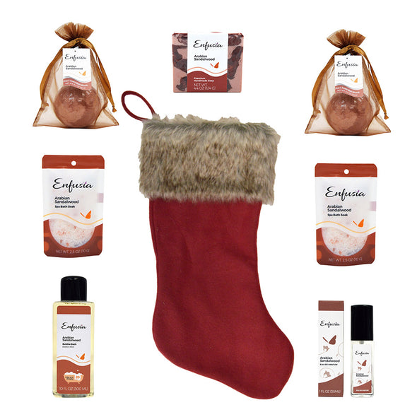 Stuffed Stocking - Arabian Sandalwood