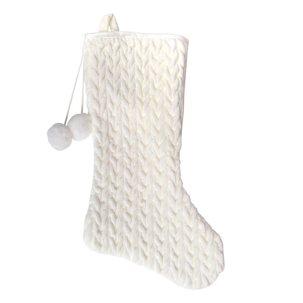 Stuffed Stocking - Lavender