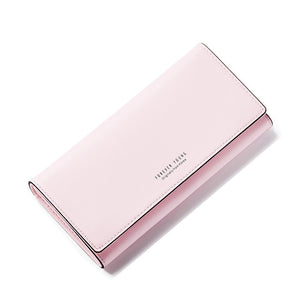 Latest Soft Leather Women Wallet