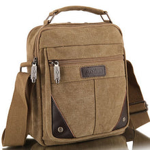 Men's travel bags cool Canvas fashion