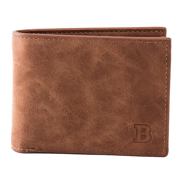 Wallets New Design Top Men Thin Wallet With Coin Bag Zipper