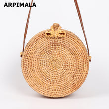 ARPIMALA Straw Bag