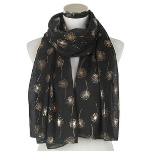 Ladies Shiny Scarves