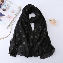 Spring Scarf Embroider fashion long scarves