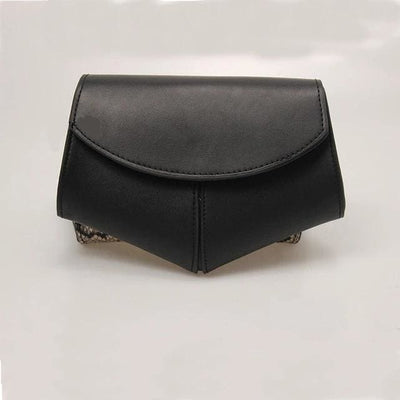 Mini Belt Bag - Black Waist Bag