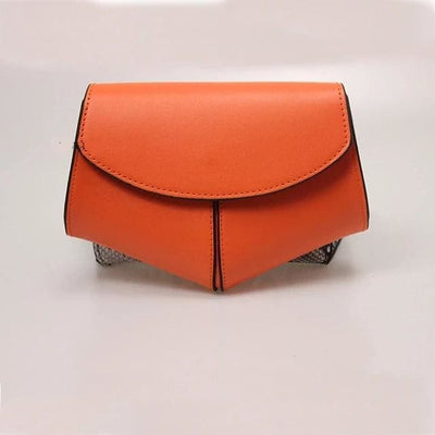 Mini Belt Bag - Orange Waist Bag