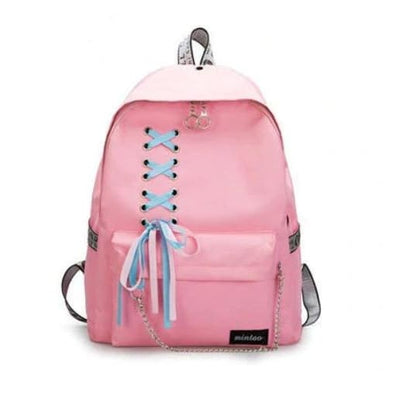 Trifecta 3 Piece Backpack - Cross Pink / 30x13x41cm
