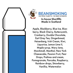 *New* Beansmoking 60ml Shortfills