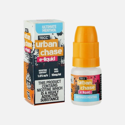Urban Chase 50/50 E-Liquid